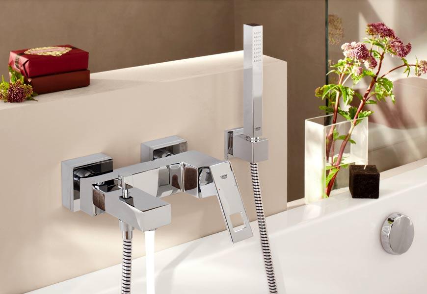Выбор 2020: Топ лучших смесителей для ванны Сантехдеталь