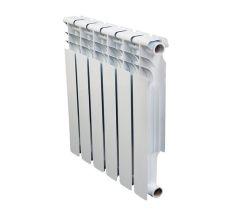 Радіатор біметалевий АЛТЕРМО Торіно потужність 1секції 140 Вт 500/78 (1,45кг)