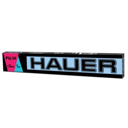 Зварювальні електроди HAUER РЦ-60/13 d 3 мм. 1 кг 12-212 - 1