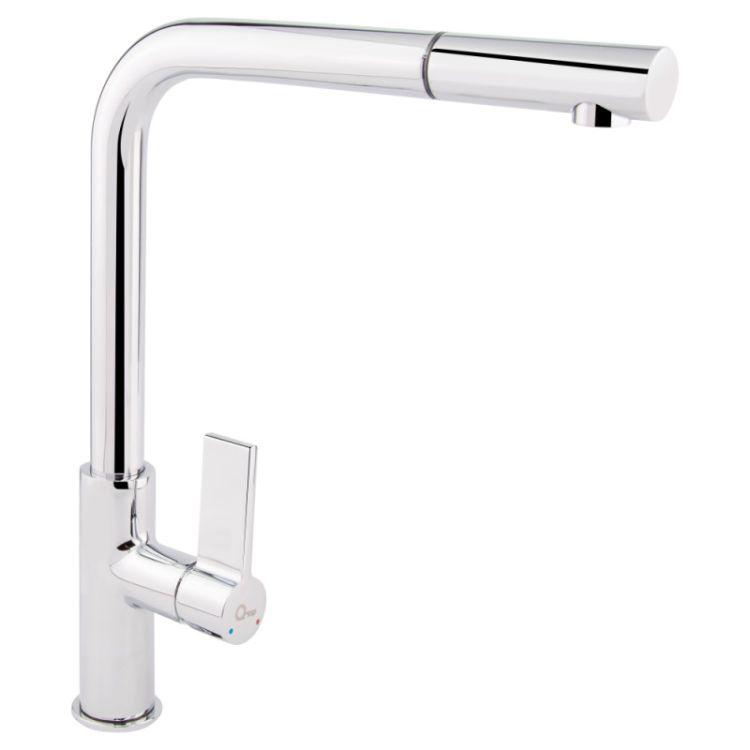 Змішувач для кухні Q-tap Iris CRM 007F - 1