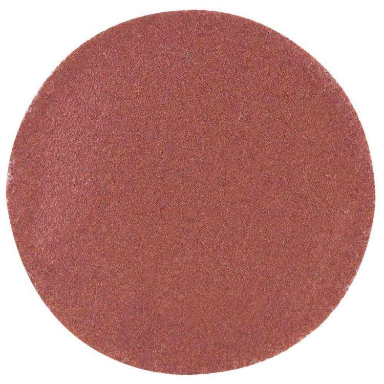 Шлифовальный круг без отверстий Ø50мм P320 (10шт) Sigma (9120531) - 1