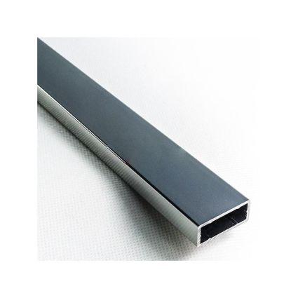 KOLO профіль підтримує стінку 80см, срібний блиск - 2