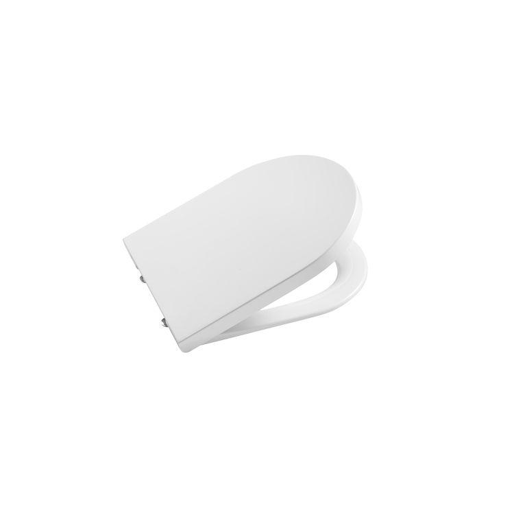 INSPIRA Round кришка з сидінням для унітазу, кругла, soft closing - 1