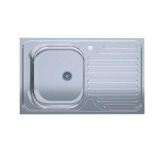 Кухонная мойка UA 5080-L Decor (UA5080LDEC04)