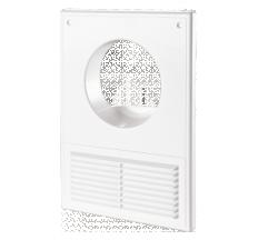 Решетка ДВ 100 Кс (решетка вент. пластиковая)