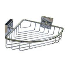 Поличка для ванної, кутова AQUAVITA Plasa KL-87009B