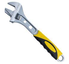 Ключ розвідний з переставний губкою 300мм, 0-41мм CrV (TPR) Sigma (4100941)