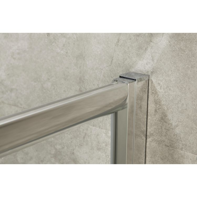 Боковая стенка 90*195 см, для комплектации с дверьми bifold 599-163 (h) - 4