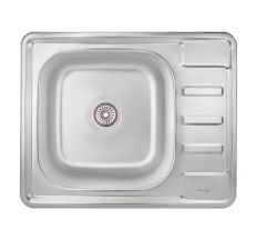 Кухонна мийка Imperial 6350 dekor (IMP635008MICDEC)