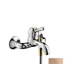 Axor Carlton Смеситель для ванны, однорычажный (полированное красное золото)