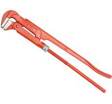 "Ключ трубный Vorel 1"", 90° 55215"