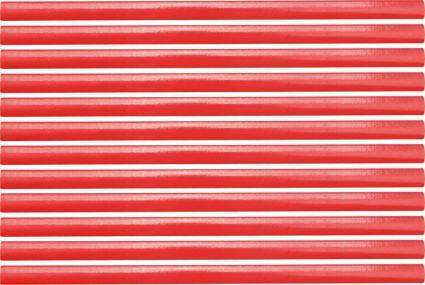 Олівці графітні, столярні Vorel 18см 12шт 09180 - 1