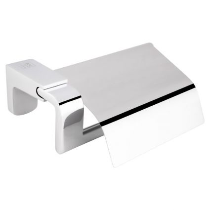 Тримач для туалетного паперу Lidz (CRM) 123.03.01 - 1
