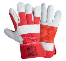 Замшеві рукавички комбіновані р10,5 клас АВ (посилена долоню) Sigma (9448381)
