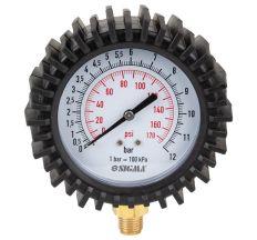 Манометр радиальный  Ø80мм, G1/4 SIGMA (6833511)