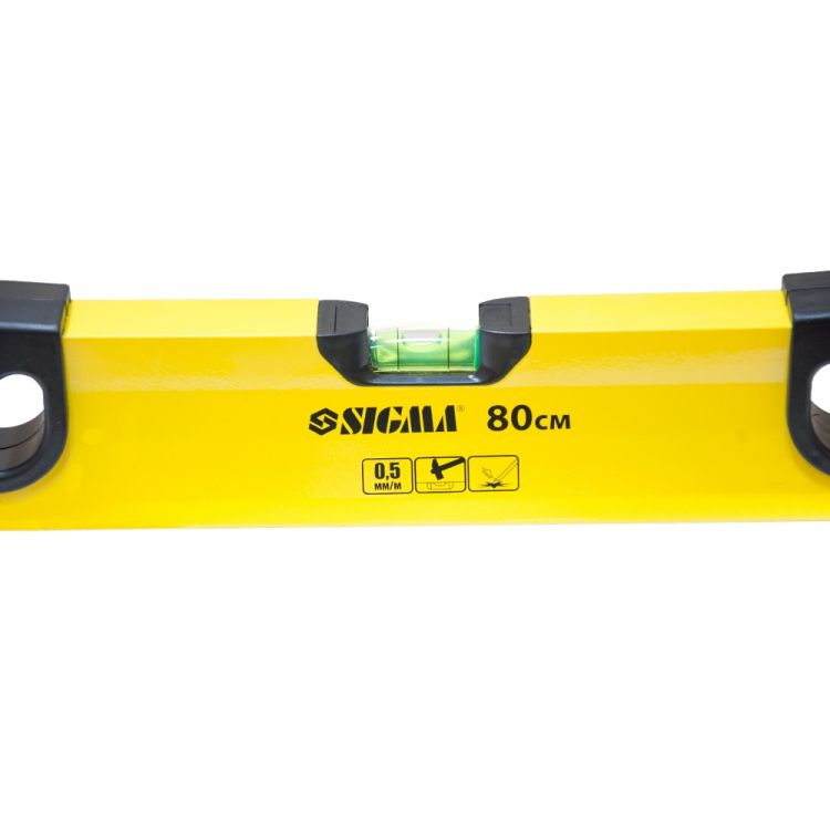 Уровень 3 капсулы (усиленный) 80см Sigma (3733081) - 3