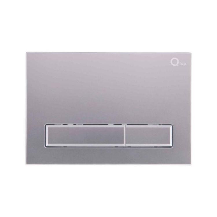 Набір Qtap інсталяція Nest QTNESTM425M08SAT + унітаз з сидінням Jay QT07335176W - 5