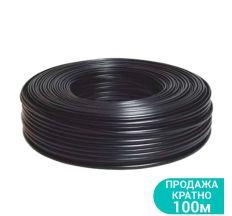 Кабель електричний для свердловинних насосів H07RN -F круглий (3×1.0мм2) 100м DONGYIN (779933)