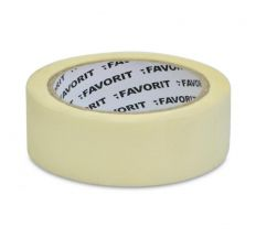 Скотч малярний паперовий 30мм. 20м 10-012
