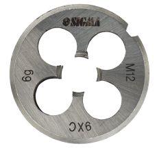 Плашка М12×1,75мм Sigma (1604351)