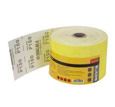 Шліфувальний папір рулон 115ммх50м P180 Sigma (9114291)
