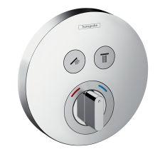 ShowerSelect S Смеситель для душа, для 2х потребителей, СМ