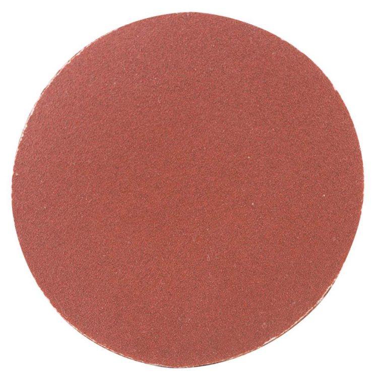 Шлифовальный круг без отверстий Ø75мм P240 (10шт) Sigma (9120711) - 1