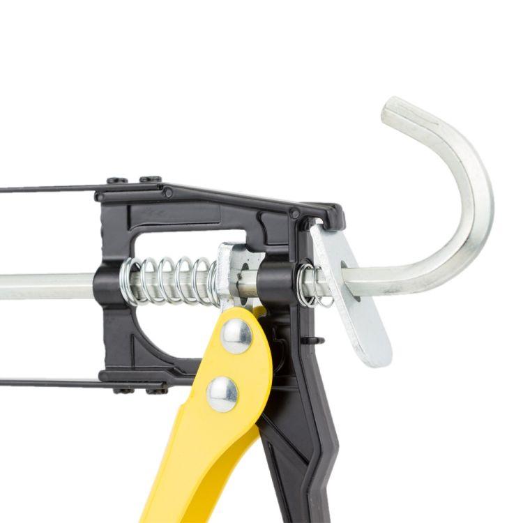 Пистолет для герметиков (усиленный) 225мм Sigma (2723011) - 4