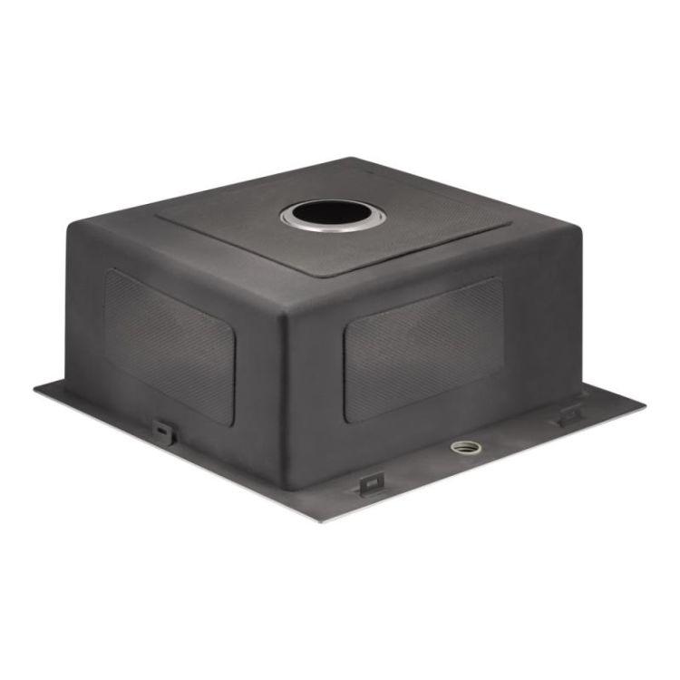 Кухонна мийка Lidz H5050 Brush 3.0/1.0 мм (LIDZH5050BRU3010) - 5