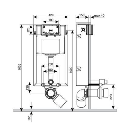 Інсталяція Q-tap Nest M429 PR - 2