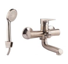 Змішувач для ванни GF (NKS)/S - 01-005BN