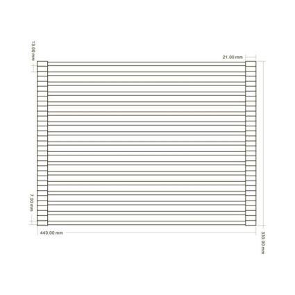 Сушарка для посуду Lidz (CRM) 112 20 000 00 - 2