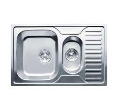 Кухонна мийка Imperial 7850 Satin з доп чашею (IMP7850SATD)