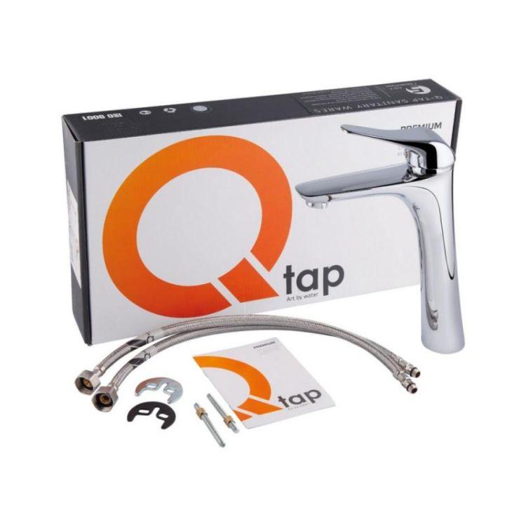 Смеситель для умывальника Q-tap Integra XL 001 - 5