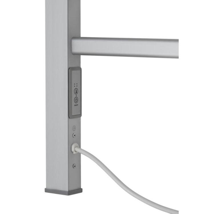 Електрична рушникосушарка Qtap Arvin 32708 SIL - 5