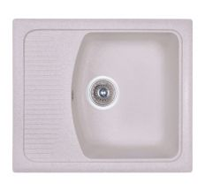 Кухонна мийка Fosto 5850 kolor 800 (FOS5850SGA800)
