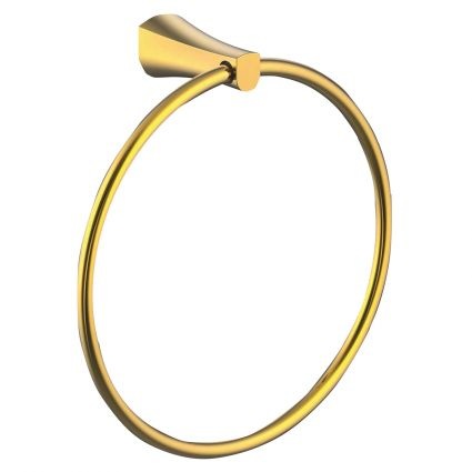 CUTHNA zlato полотенцедержатель (кільце) - 1