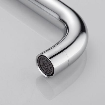 VELUM змішувач для кухні на гайці, хром 35 мм - 5