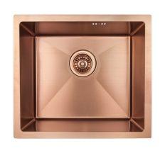 Кухонна мийка Imperial D4843BR PVD bronze Handmade 2.7/1.0 mm
