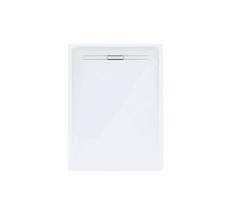 SESTRA поддон душевой 100*90см, прямоугольный, белый