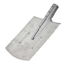Лопата штыковая прямоугольная 400×210×1.3мм 0.75кг GRAD (5046865)