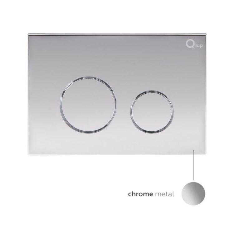 Комплект Qtap інсталяція Nest QTNESTM425M11CRM + унітаз з сидінням Swan QT16335178W + набір для гігієнічного душу зі змішувачем Inspai-Varius QTINSVARCRMV00440001 - 9
