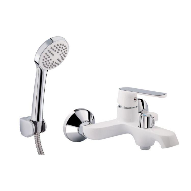 Змішувач для ванни Q-tap Fresh 006 NEW WCR - 1