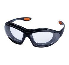 Набір окуляри захисні з обтюратором і змінними дужками Super Zoom anti-scratch, anti-fog (прозорі) Sigma (9410911)
