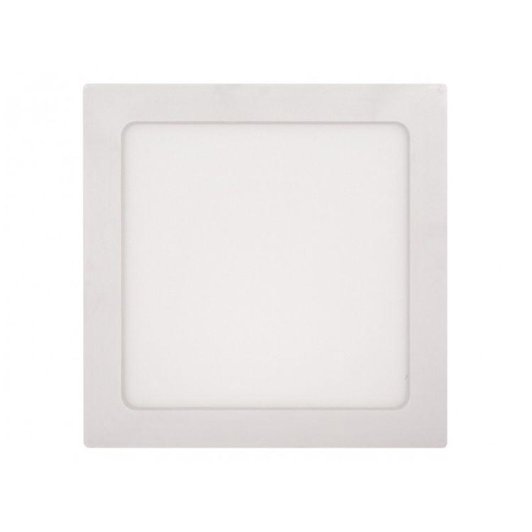 Світильник світлодіодний 18W квадратний накладний LUXEL SDLS-18N - 1