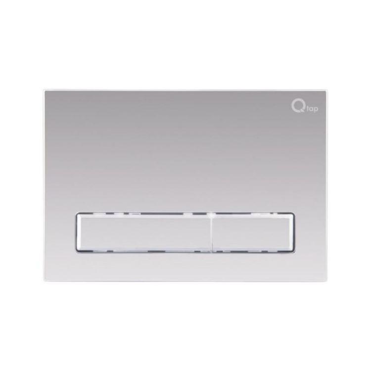 Набір Qtap інсталяція Nest QTNESTM425M08CRM + унітаз з сидінням Crow QT05335170W - 5