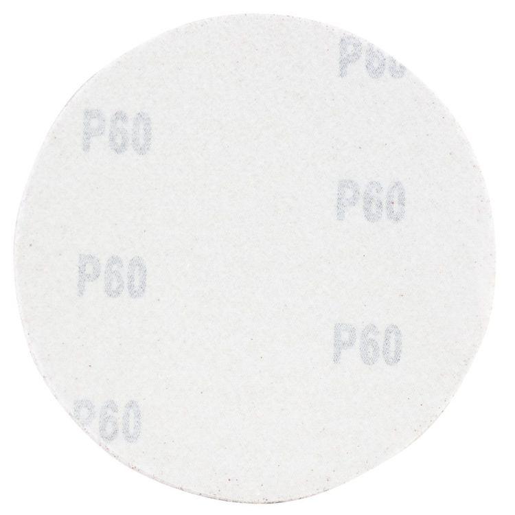 Шлифовальный круг без отверстий Ø150мм P60 (10шт) Sigma (9121341) - 2