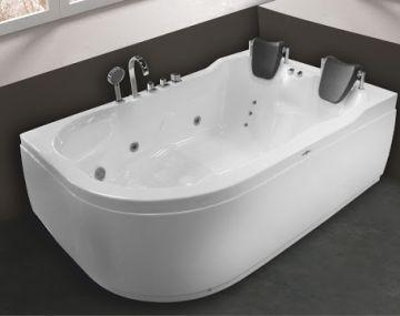 Акриловые ванны - почему их чаще всего покупают? - 1