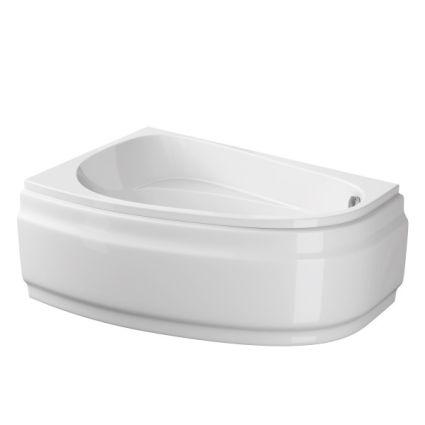 Ванна акрилова Cersanit Joanna New L 150x95 з ніжками - 1