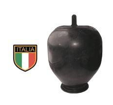 Мембрана для гідроакумулятора (з хвостом) Ø90 19-24л EPDM Італія AQUATICA (779490)